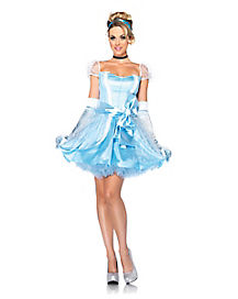 Adult Princess Cinderella Costume - Disney