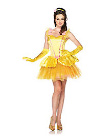 Disney Beauty and the Beast Princess Belle Adult Womens Costume