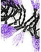 Purple LED Hand String Lights