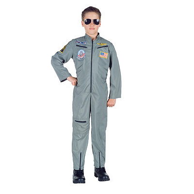 Air Force Boys Costume