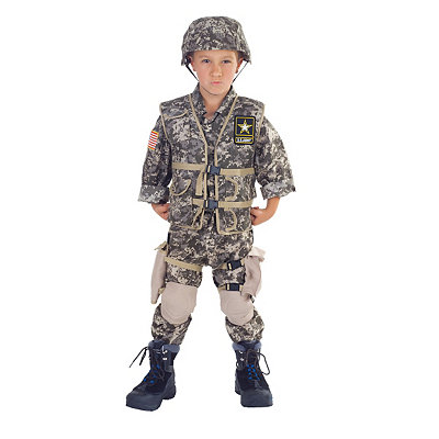 US Army Child Costume