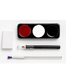 Zombie Girls Makeup Kit