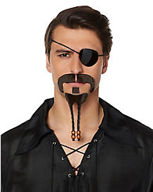 Pirate Facial Hair