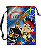 Jake and the Never Land Pirates Pillowcase Bag - Disney