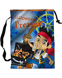 Disney Jake and the Never Land Pirates Pillowcase Bag