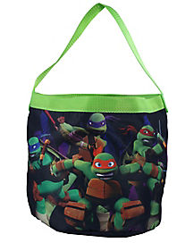 Teenage Mutant Ninja Turtles Bucket Tote