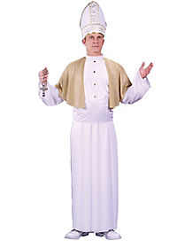 Adult Pope Costume