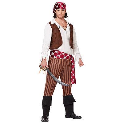 Adult Shipwreck Pirate Costume