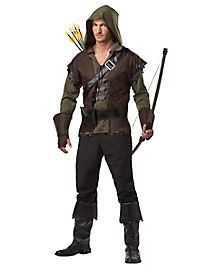 Robin Hood Classic Adult Mens Costume