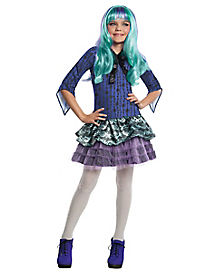 Kids Twyla Costume - Monster High: 13 Wishes