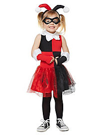 Kids Harley Quinn Costume - Batman
