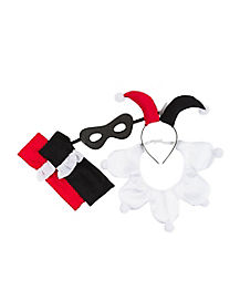 Batman Harley Quinn Costume Kit