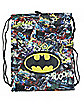Batman Drawstring Backpack
