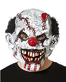 In Stitches Ripper Clown Mask