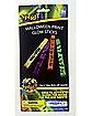 Glow Stick Halloween Print 4-Pack
