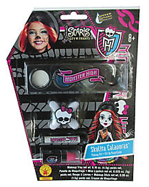 Skelita Calaveras Makeup Kit - Monster High