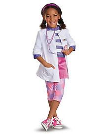 Toddler Doc McStuffins Costume - Doc McStuffins