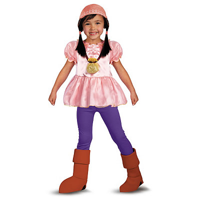 Disney Izzy Child Costume