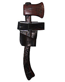 Bloody Axe With Holster