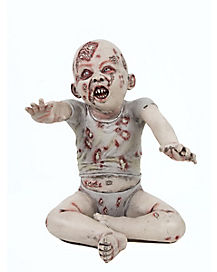 Hugh R. Tasty Zombie Baby® Prop - Decorations