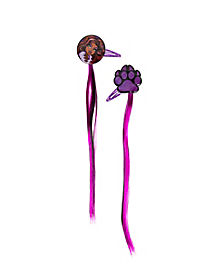 Clawdeen Hair Clips - Monster High