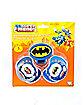Batman Pacifier 2 Pack
