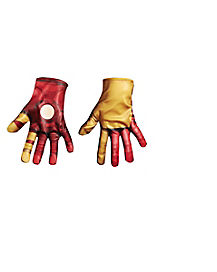 Kids Mark 42 Iron Man Gloves - Marvel