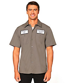 In and Out Work Shirt