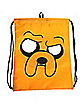 Adventure Time Two-Sided Cinch Bag