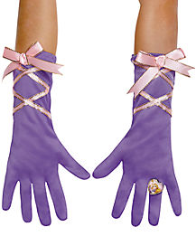 Sparkle Rapunzel Gloves - Disney Priness