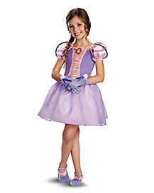 Disney Princess Rapunzel Ballerina Child Costume