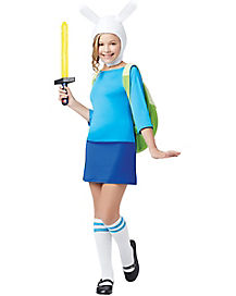 Kids Fionna Costume - Adventure Time
