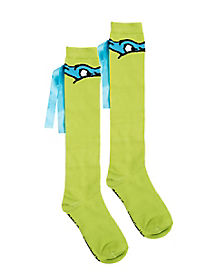 Teenage Mutant Ninja Turtles Leonardo Knee Socks