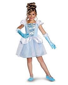 Kids Cinderella Ballerina Costume - Disney
