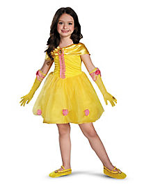 Disney Princess Belle Ballerina Child Costume