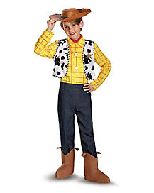 Toy Story Woody Prestige Toddler Costume
