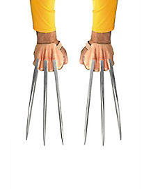 Wolverine Claws Gloves - X-Men