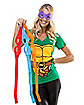 TMNT T-Shirt with Masks - Teenage Mutant Ninja Turtles