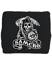 Motorcycle Club Wristband - Sons of Anarchy