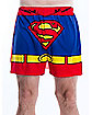 Caped Superman Boxers - DC Comics
