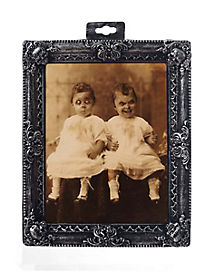 Twins Lenticular Frame - Decorations