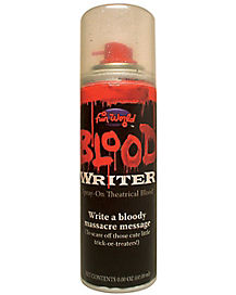 Blood Writer 3 oz