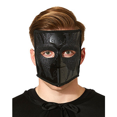 Black Medieval Mask