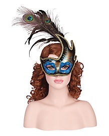 Peacock Mask - Deluxe