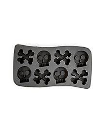 Skull and Crossbones Ice Tray