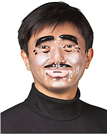 Mustache See Through Mask