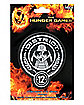 Hunger Games District 12 Patch