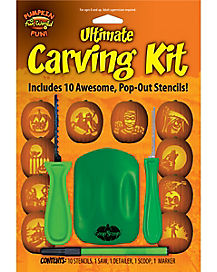 Ultimate Carving 14-PC Kit