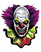 Creepy Clownhead Cutout