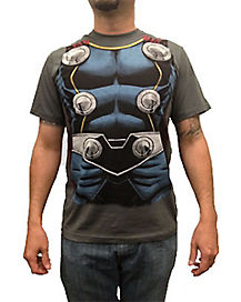 Caped Thor T shirt